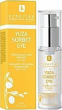 Perfumería y cosmética Sérum contorno de ojos con extracto de yuza - Erborian Yuza Sorbet Eye