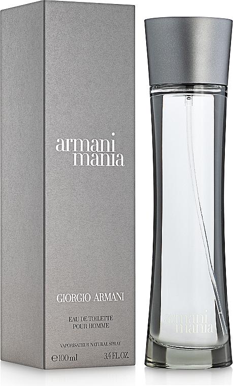 Giorgio Armani Mania Pour Homme - Eau de toilette — imagen N2