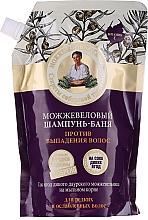 Perfumería y cosmética Champú anticaída de cabello con aceite de bardana (doypack) - Las recetas de la abuela Agafia