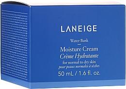 Perfumería y cosmética Crema facial hidratante para piel normal y seca a base de minerales esenciales - Laneige Water Bank Moisture Cream