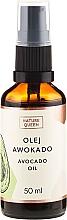 Perfumería y cosmética Aceite natural de aguacate - Nature Queen Avocado Oil