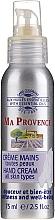 Perfumería y cosmética Crema de manos con aceite de oliva y extracto de romero - Ma Provence Hand Cream for All Skin Types