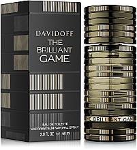 Perfumería y cosmética Davidoff The Brilliant Game - Eau de toilette