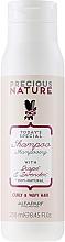 Perfumería y cosmética Champú con uva & lavanda 100% natural - Alfaparf Precious Nature Curly & Wavy Hair Shampoo