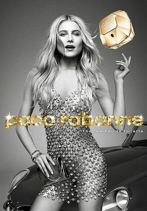 Paco Rabanne Lady Million - Loción corporal perfumada — imagen N3