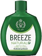 Perfumería y cosmética Desodorante perfumado sin gas ni alcohol, aroma a té matcha y bergamota - Breeze Deo Squeeze Natural Essence
