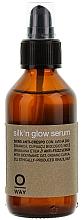 Perfumería y cosmética Sérum antiencrespamiento con avena biodinámica - Rolland Oway Silk Glow