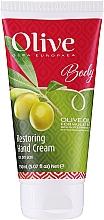 Perfumería y cosmética Crema de manos reparadora con aceite de oliva - Frulatte Restoring Hand Cream