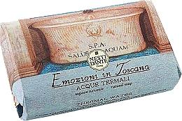Perfumería y cosmética Jabón natural con agua termal - Nesti Dante Acque Termali Soap