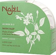 Perfumería y cosmética Jabón corporal con extracto de jazmín - Najel Jasmin Aleppo Soap