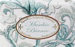 Perfumería y cosmética Jabón natural con almizcle blanco - Saponificio Artigianale Fiorentino White Musk