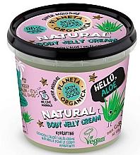 Perfumería y cosmética Crema gelatina corporal natural con aloe - Planeta Organica Natural Body Jelly Cream Hello Aloe