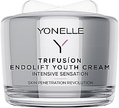Perfumería y cosmética Crema facial rejuvenecedora intensiva con ácido glucárico y péptidos - Yonelle Trifusion Endolift Youth Cream