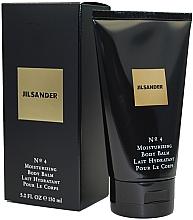 Perfumería y cosmética Jil Sander No 4 - Loción corporal perfumada