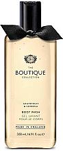 Perfumería y cosmética Gel de ducha con aroma a pomelo y verbena - Grace Cole Boutique Grapefruit & Verbena Body Wash