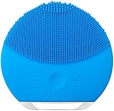 Perfumería y cosmética Cepillo de limpieza facial y masaje relajante - Foreo Luna Mini 2 Aquamarine