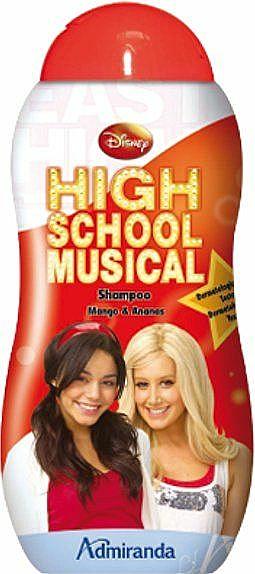 Champú con aroma a mango y piña sin alcohol ni colorantes - Admiranda High School Musical — imagen N1