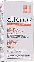 Perfumería y cosmética Champú hidratante suave para bebés y niños, pieles secas, problemáticas y atópicas - Allerco Emolienty Molecule Regen7 Shampoo