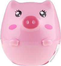 Perfumería y cosmética Bálsamo labial hidratante en forma de cerdito - Martinelia Pig & Panda Lip Balm