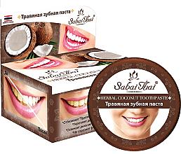 Perfumería y cosmética Pasta dental de coco a base de hierbas - Sabai Thai Herbal Coconut Toothpaste