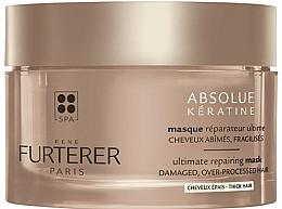 Perfumería y cosmética Mascarilla capilar reparadora ultraconcentrada con extracto de soja - Rene Furterer Absolue Keratine Thick Hair Mask