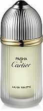 Perfumería y cosmética Cartier Pasha de Cartier - Eau de toilette
