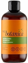 Perfumería y cosmética Champú hidratante con aceite de pistacho, queratina y proteínas de seda - Trico Botanica Pro-Age