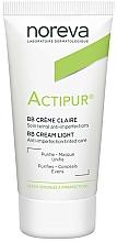Perfumería y cosmética BB crema anti imperfecciones - Noreva Laboratoires Actipur Tinted BB Cream