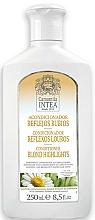 Perfumería y cosmética Acondicionador para cabello rubio con extracto natural de flores de camomila - Intea Camomile Hair Conditioner Blond Hightlights