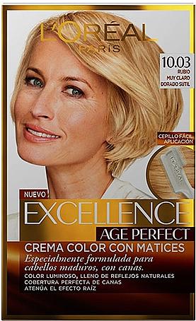 Tinte para cabello - L'Oreal Paris Age Perfect By Excellence