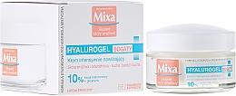 Perfumería y cosmética Crema facial con ácido hialurónico, glicerina & manteca de karité - Mixa Hyalurogel Moisturizing Face Cream