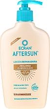 Perfumería y cosmética Loción corporal reparadora aftersun que prolonga el bronceado - Ecran Aftersun Lotion For Dry Skin