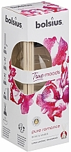 Perfumería y cosmética Difusor de aroma rosa y ámbar - Bolsius Fragrance Diffuser True Moods Pure Romance