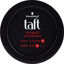 Perfumería y cosmética Cera modeladora para cabello - Schwarzkopf Taft Power Wax