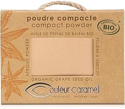 Perfumería y cosmética Polvo facial compacto - Couleur Caramel Poudre Compacte