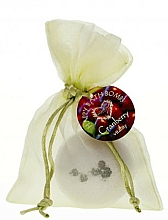Perfumería y cosmética Bomba de baño con aceite de semilla de uva, aroma a arándano - The Secret Soap Store Happy Bath Bombs Cranberry Vitality