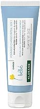 Perfumería y cosmética Pomada protectora de pañal para bebés con aceite de oliva - Klorane Bebe Eryteal 3in1 Diaper Change Ointment