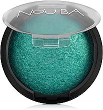 Perfumería y cosmética Sombras de ojos cocidas con efecto mate - NoUBA Nombra