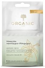 Perfumería y cosmética Mascarilla facial reafirmante con aguacate y calabaza - Organic Lab Lifting And Moisturising Face Mask Avocado And Pumpkin