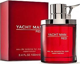 Perfumería y cosmética Myrurgia Yacht Man Red - Eau de toilette