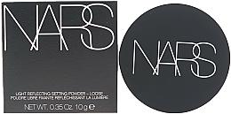Perfumería y cosmética Polvo suelto de maquillaje fijador translúcido - Nars Light Reflecting Loose Setting Powder
