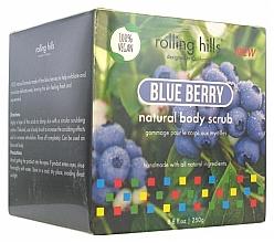 Perfumería y cosmética Exfoliante corporal natural, árandano - Rolling Hills Gommage Corps Naturel