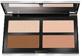 Perfumería y cosmética Paleta para contorno facial - Pupa Contouring & Strobing Powder Palette