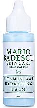 Perfumería y cosmética Bálsamo aftershave hidratante con extracto de pepino y vitamina A y E - Mario Badescu Vitamin A & E Hydrating Balm