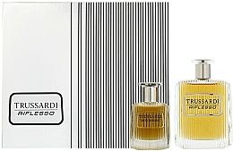 Perfumería y cosmética Trussardi Riflesso - Set eau de toilette (edt/100ml + edt/30ml)