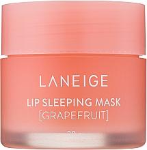 Perfumería y cosmética Mascarilla de noche con pomelo - Laneige Lip Sleeping Mask Grapefruit