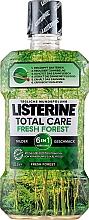 Perfumería y cosmética Enjuague bucal antibacteriano - Listerine Total Care Fresh Forest Elixir Bocal