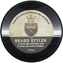 Perfumería y cosmética Crema moldeadora para barba con fijación ligera - By My Beard Beard Styler Light Hold Styling Cream