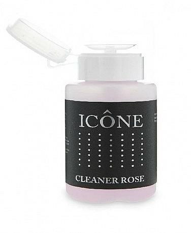 Desengrasante de uñas - Icone Cleaner Rose