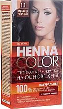 Perfumería y cosmética Tinte a base de henna para cabello sin amoníaco - Fito Cosmetic henna color